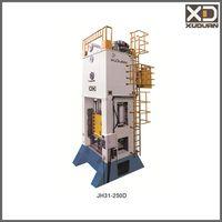 JH31 160 -1600 ton c frame power press machine thumbnail image