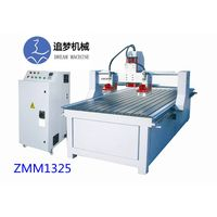 ZMM1325 Double-head woodworking cnc router thumbnail image
