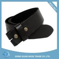 Full Grain 100% Leather Belt Strap