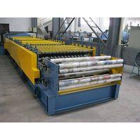 Sheet Roll Making Machine,Floor Deck Making Machine thumbnail image