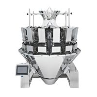 Counting Weigher for counting tea bags, coffee bags,