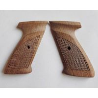 crosman walnut wood grips 014-2N