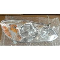Toyota Corolla 2003-2007 head lamp/light  USA type