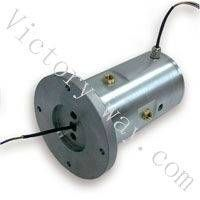12 ways signal,2 ways for pressured air,1.6Mpa,Hybrid slip ring HS-FA2X1/8-S12-RF