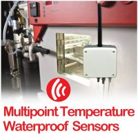 Multipoint Temperature Wireless Waterproof Sensors