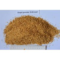 Dried ginger granules/dehydrated ginger granules 16-26mesh thumbnail image