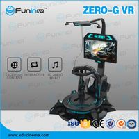 Selling 2018 hot selling Zero-G Virtual Reality game machine with vr headset thumbnail image