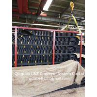 inclined corrugated sidewall conveyor belt thumbnail image