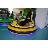 Battery amusement park ride bumper car dodgem car for sale thumbnail image