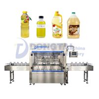 Automatic weighing edible oil filling machine Automatic Liquid Filling Machine thumbnail image