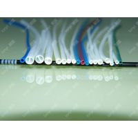 Medical disposable precision plastic tubing and catheter