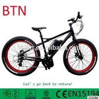 2016 Hot sale electric snow bike china