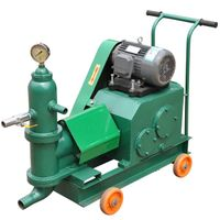 HSP-9 with hydraulic pump