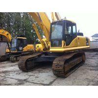 used digging machine pc360-7 komatsu excavator