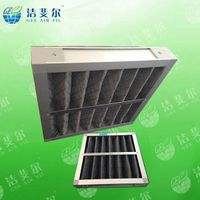 Active Carbon Pleated Air Filters