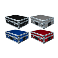Aluminum Hardware Flight cases With casters wholesale