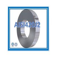 Martensitic Stainless Steel Strip AISI420 thumbnail image