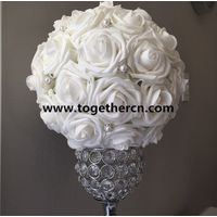 rose flower for wedding wall