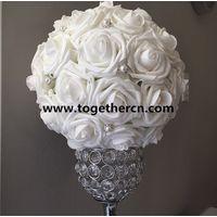 rose flower for wedding wall