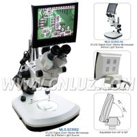 "8""LCD Microscope,0.7~4.5X ,Stereo LCD Microscope for PCB and LCD CheckingMLS.023002"
