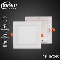 Square Slim LED Panel light CE RoHS Panels Free Samples