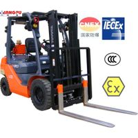 XP Explosion Proof Diesel Counterbalanced Forklift