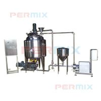 Batch Vacuum Emulsifying System for Sauces thumbnail image
