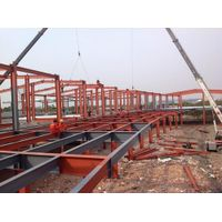 warehouse workshop H beam H steel column