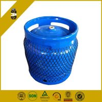 6kg lpg gas cylinder hot sale for camping