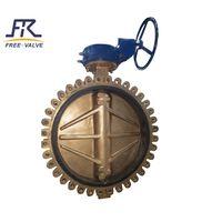 centric butterfly valve