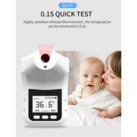 K3 PRO SMART INFRARED THERMOMETER PORTABLE AUTOMATIC BODY TEMPERATURE DETECTOR BODY TEMPERATURE MEAS thumbnail image