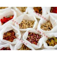 Various kinds of herbal slices