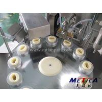 Semi Automatic Ultrasonic Soft Tube Filling  Sealing Machine thumbnail image
