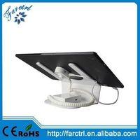 L Shape Anti-theft Display  Stand Holder Bracket for Tablet