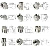 150# stainless steel fittings