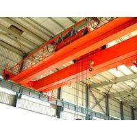 Double girder electric overhead crane