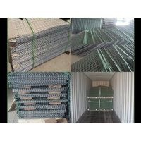 high galvanized welded gabion hesco barrier manufacturer for army