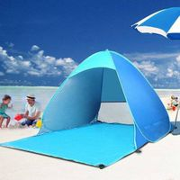 sun shelter tent canopy beach tent pop up tent thumbnail image