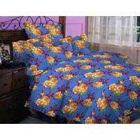 beatiful Fabric Microfiber fabric bed sheet sets