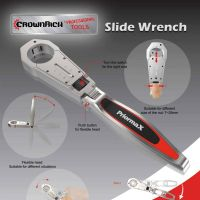 Slide wrench