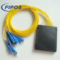 ABS Box Module PLC Splitter