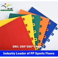 Indoor Football Court Floor,Indoor Futsal PP Sport floor,Indoor Sport Floor China
