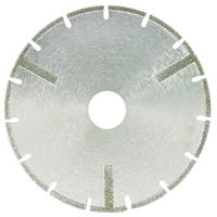 Diamond saw blade (Electroplated diamond saw blade)