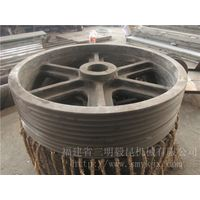 hydraulic turbine pully