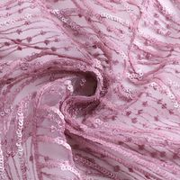 Fashion Lace Fabric for lady Garments