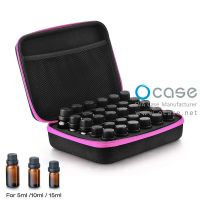 Essential Oil Bottle Carrying Cases Storage travel organizer Case Bag Pouch EVA Collecting Cache Box