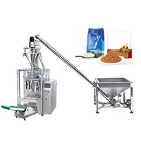 Plantain flour packing machine | Automatic collar type vertical packing machine for powder