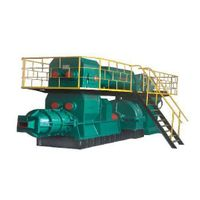 jzk70-40 vacuum brick machine with magical producing capacity