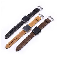 Genuine Leather Watch band strap for Apple watch