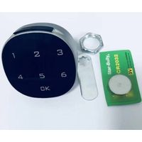 Electronic Keypad Code Password Locker Drawer Cabinet Twist Cam Lock thumbnail image